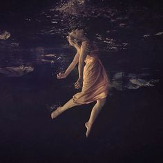 We are the lost souls, underwater, where my heart can rise and fall with the wind.