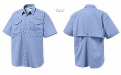 18487ee52caf4 Camisa columbia   REBAJAS Abril  . Camisas Columbia ...