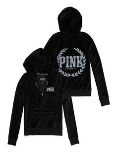Vs pink hoodie, a must !!