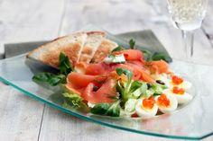 Salmon & Dill Salad