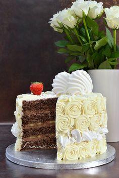 Mascarpone Creme, Ale, Food, Christening, White Chocolate, Cake Ideas, Ale Beer, Essen, Meals