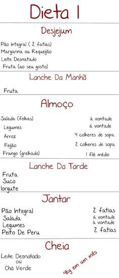 Blogue de Hobby : Derrapadas+Cardápio Da Dieta!: