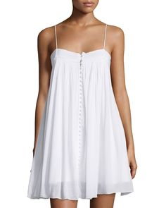 On the Road Beverly Shift Dress, White