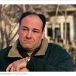 Tony Soprano in a 'conflicted mobster' introspective moment. Image by HBO.