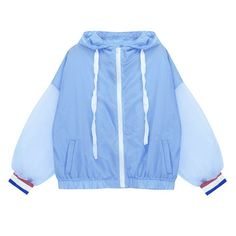 """SponsorshipReview&AffiliateProgramopening! Material:cotton  Color:pink,blue,white,  Size:free+size Sleeve+length:40cm/15.6"""", Sleeve+circumference:22cm/8.58"""", Bust:118cm/46.02"""", Length:57cm/22.23"""".  Tips: *Please+double+check+above+size+and+consider+your+measurements+before+ordering,thank+you+  ^_^  Visiting+Store: Http://c..."""