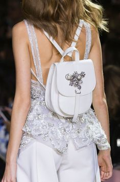 Elie Saab Couture, Spring 2016 - The Chicest Runway Handbags of Spring 2016 - Photos