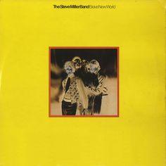Steve Miller Band Brave New World – Knick Knack Records