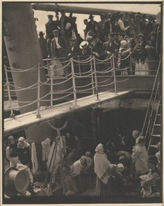 The Steerage / Alfred Stieglitz / 1907 The Metropolitan Museum of Art Releases 400,000 Hi-Res Images Online to the Public - My Modern Met