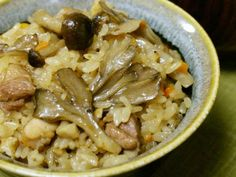 Home Recipes, Asian Recipes, Ethnic Recipes, Japanese House, Japanese Food, Risotto, Cooking, Easy, Kochen
