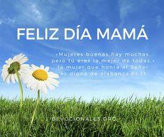Día de la Madre Alábenla Sus Hijos