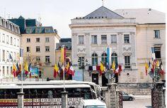 Loire River Valley, Orleans, Hotel de Ville (Town Hall) by m. muraskin-france, via Flickr.