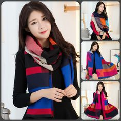Big fashion women's scarf Korean style http://www.yoybuy.com/en/show/539323157135