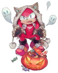 halloween knuckles by sujinee.deviantart.com on @DeviantArt