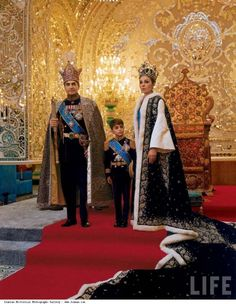 When We Had Kings ___The Pahlavi Coronation