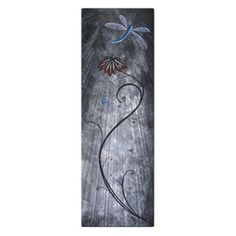 Megan Duncanson 'Dragonfly Assembly' Flower Dragonfly Contemporary Home Décor, Modern Metal Wall Art, Abstract Wall Sculpture * See this great product. (This is an affiliate link) #WallSculptures