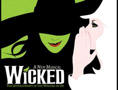 Wicked the Musical Original Cast Recording. I LOVE Wicked the Musical. And I'd go see it over and. Any else in love with wicked? Broadway Wicked, Wicked Musical, Broadway Plays, Broadway Shows, Wicked Witch, Broadway Nyc, Wicked Book, Musicals Broadway, Poster
