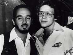 Salsa stars Willie Colon and Hector Lavoe Puerto Rican People, Willie Colon, All Star, Latino Artists, Musica Salsa, Salsa Music, Puerto Rico History, Latin Music, Famous Singers