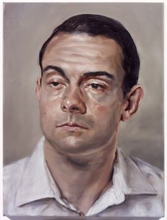 Michaël Borremans » PortraitDavid Zwirner