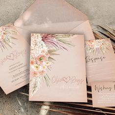Having a summer wedding? Style your wedding stationery to suit with this Desert Oasis design by Elliefont. Desert Oasis, Wedding Stationery, Summer Wedding, Wedding Styles, Reception, Suit, Celebrities, Design, Celebs