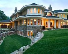 Image result for retaining wall for a walkout basement