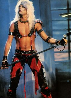 Vince Neil - Looks that Kill video