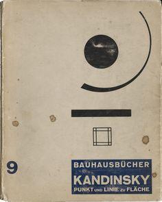 №9. Kandinsky, Punkt und Linie zu Fläche: Beitrag zur Analyse der malerischen Elemente, 1926