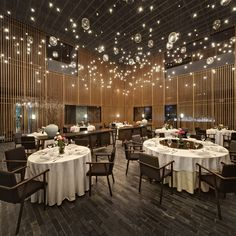 Vencedores do 2013 Restaurant & Bar Design Award,Iluminação: The Feast (China) / Neri&Hu Design & Research. Imagem