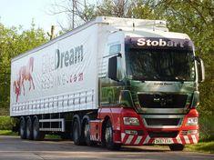 Eddie Stobart Trucks, Road Transport, Transport Companies, Dawn, Transportation, Vehicles, Car, Vehicle, Tools