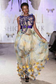 International Fashion Showcase : Botswana - Designer Botho Chalegwa / Photograph by Simon Deiner/SDR Modern Fashion, Fashion Art, Fashion Outfits, Womens Fashion, Beautiful Black Hair, Africa Fashion, Fashion Story, International Fashion, Boutique