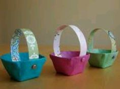 Tutorial diy felt easter baskets birdie or bunny sewing easter basket idea negle Choice Image