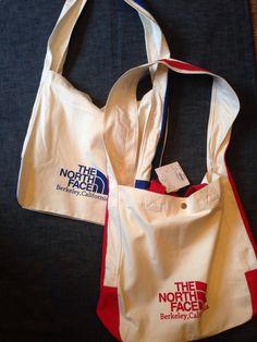 ノースフェイスからフリーマーケットオーガニックコットントートが入荷しました。内側にキーポケットとボトルポケット付き。16L 本体価格¥3,800