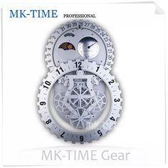 MK-Time Gear Clock #steampunk