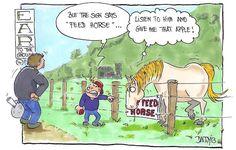 Horse food. #horse #food #sign #apple #farm #healesville