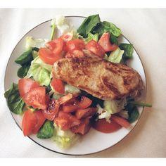 Joyce Cherry: Gesunder Salat!