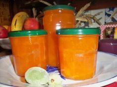 RECETTE d'été : Confiture d'Abricots à l'Ancienne par la Mère Mitraille Flan, Wine Jelly, Thermomix Desserts, Sweet Sauce, Dairy Free Recipes, Cooking Time, Free Food, Mousse, Recipies