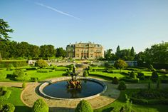 Luton Hoo is an English country house and estate between the towns of Luton, Bedfordshire and Harpenden, Hertfordshire.