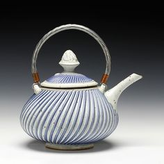 Schaller Gallery : Artist : Mark Williams : Teapot