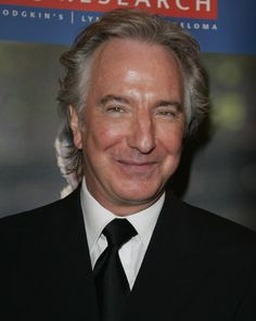 "Music from the Movies – Charity Event 2007. Alan Rickman attend Leukaemia Research Charity Event, ""Music from the Movies"", on October 28, 2007 at the Royal Albert Hall, London, England."