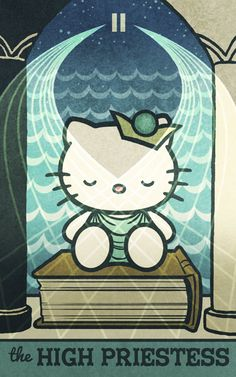 Hello Kitty Tarot!