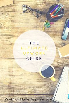If you can do it, you can freelance it! Find out how you can find freelance success with this ultimate Upwork Guide! Setup your profile, perfect your pitch, and start landing gigs today.