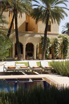 Relaxing - Resort - Spa - Morocco