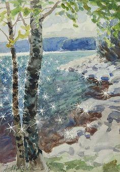 Jonas Heiska -  Glistening Lake