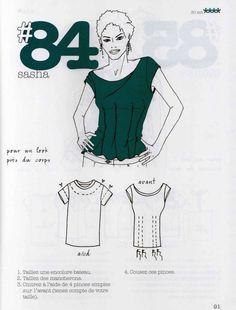 """Résultat de recherche d'images pour """"99 facon de customiser un tee shirt"""""""