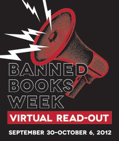 Banned Books Virtual Read-Out September 2012 Banned Book Week is an annual  celebration of the freedom to read and is supported by the American Library  ... 7c09ee051af33