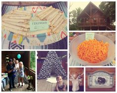 ....: Little Pow Wow Cabin Party ~