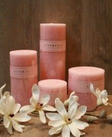 Riverdale pink candles