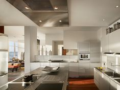 Penthouse Apartment Designed By Verner Architects