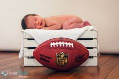 Newborn photos for baby boy