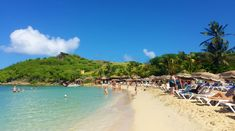 The best beach bar in St Martin