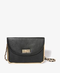 Structured Crossbody | FOREVER21 - 1016074047